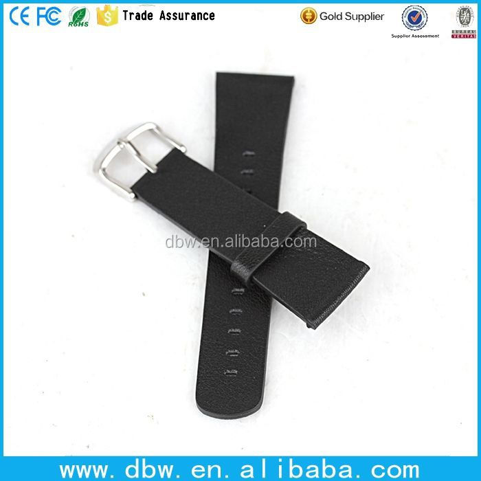For Apple Watch Genuine Leather Watchband Watch Strap