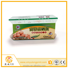 China supplier paper cardboard eggs packaging boxes