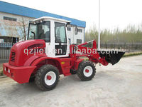 Hot sale ZL15 small compact backhoe loader 1.5t wheel loader