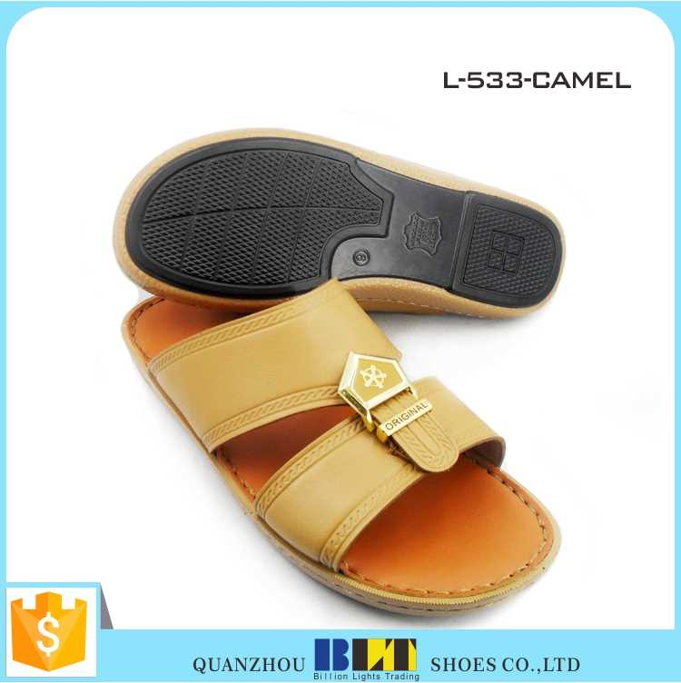 cheap men slippers arab sandal slipper