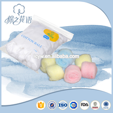 surgical wound cleaning absorbent hot sale Disposable the cotton ball