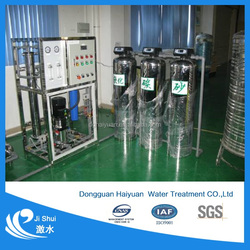remote monitor household mineral water plant cost