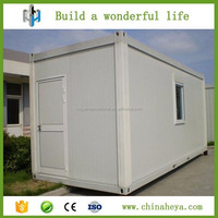 Ready made container home 20ft container house for sale