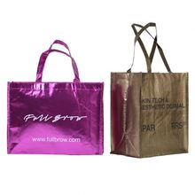 top quality New design eco-friendly environmental laminated pp nonwoven bag