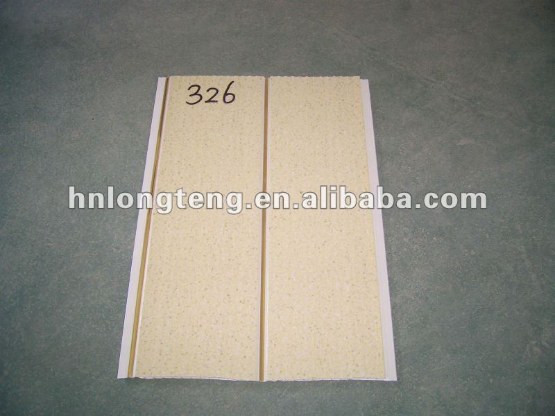 extruded pvc panel