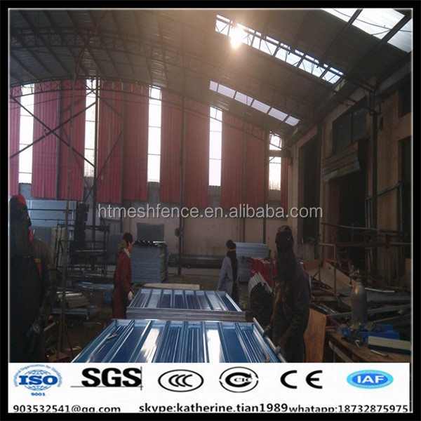 2000X2160mm corrugated fencing panels