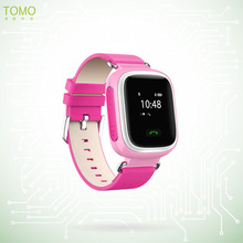 SOS function location waterproof kids gps watch small size child gps tracker
