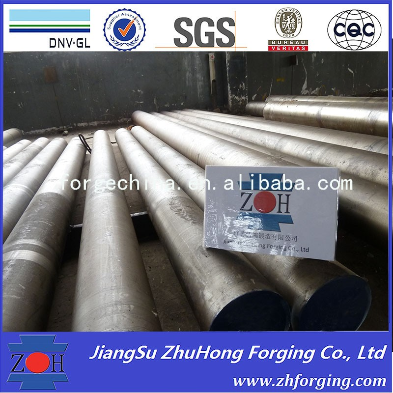 China forged carbon special steel