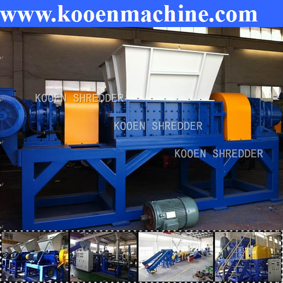 Automatic used metal shredder for sale