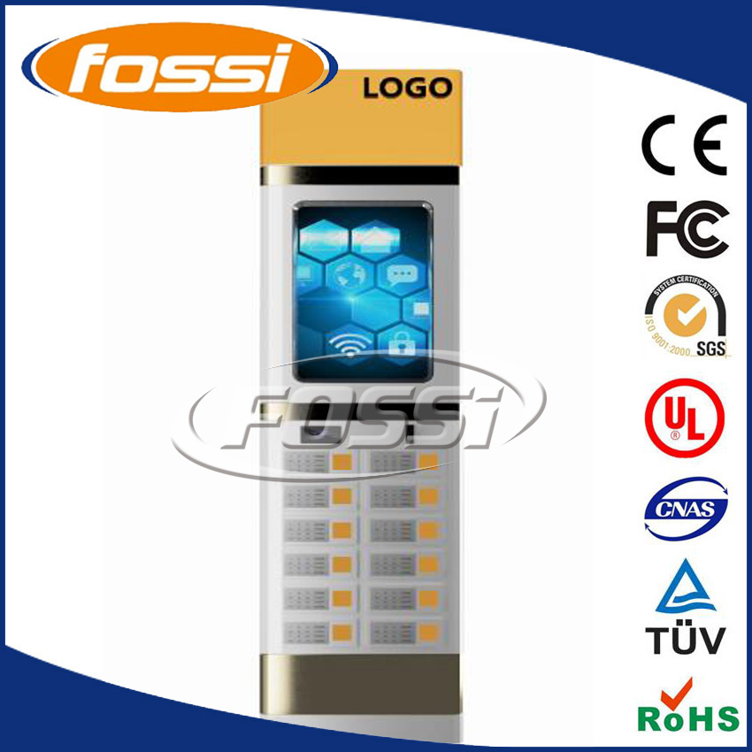 Cell / Mobile Phone Digital Charging Vending Locker