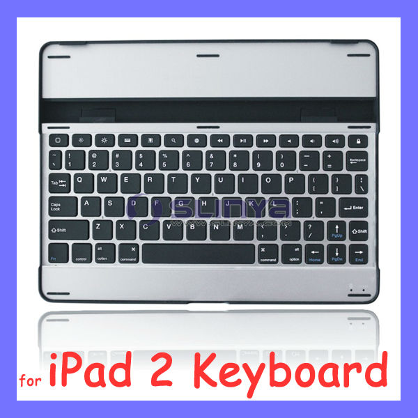 High Quality Colorful Ultra-flat Bluetooth Keyboard For iPad