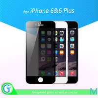Privacy screen guard for mobile phone iphone 6 and iphone 6 plus