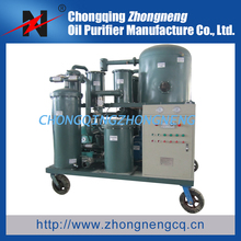 High Vacuum Transformer Oil Purification Machine, Vacuum Oil Filtration System for Power Station and Transmission