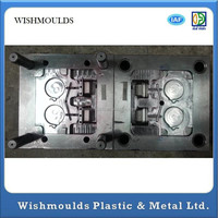 Custom plastic parts and cost injection mould supplier
