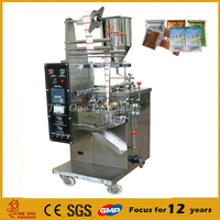 hot milk powder / detergent powder vertical filling machine /pouch/sachet packing machine