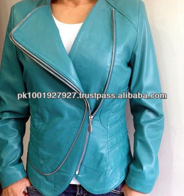 leather fashion jackets different quality pattern
