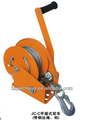 2017 Newest CE Proved JC-C industrial hand winch with cable wire and hook