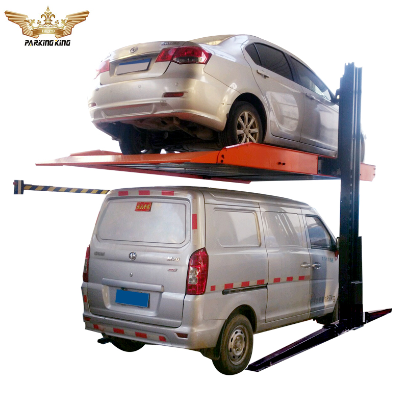 Cheap and High Quality Car Parking lift double Stacker Parking Lift Parking System
