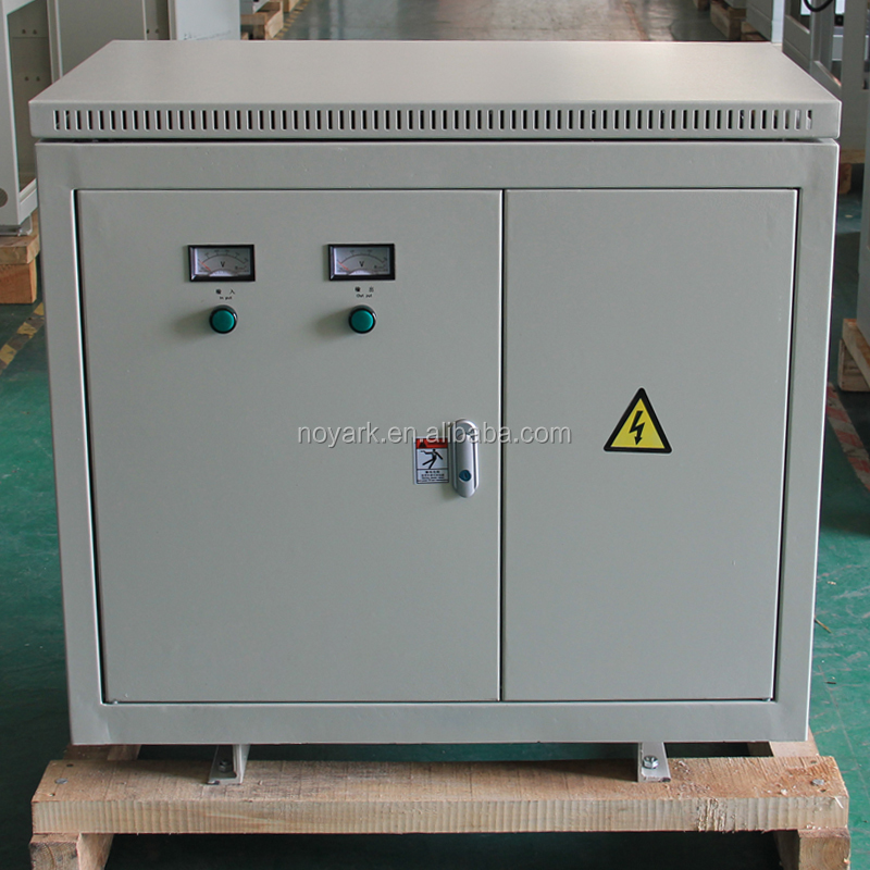 SG series three phase dry type transformer 200v to 380v