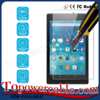 Best Cheap Anti Glare Tempered Glass Tablet Screen Protector Covers For Amazon Kindle Fire Hd 7