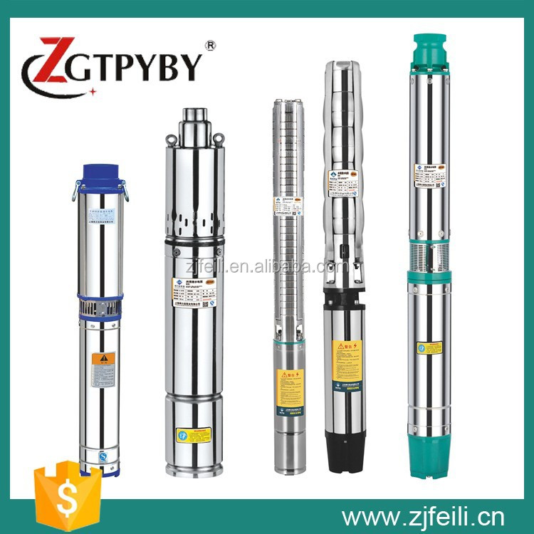 "Deep well 1""inch submersible pump"