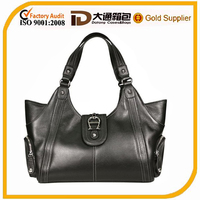 2014 China Manufacturer lady leather handbag