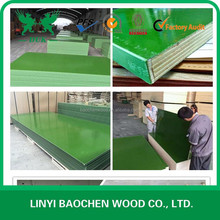 Trade assurance PP plastic film faced plywood for construction