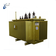 33kv 750kva Three Phase Oil Cooled Power Transformer with Copper Winding