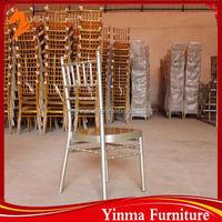 Iron Metal Type and No Folded china chiavari chairs
