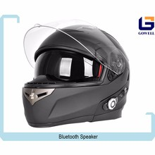 2017 New Double Visors Motorcycle Full Face Bluetooth Helmet With Inside Interphone