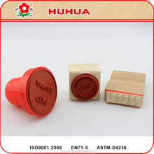 voting stamp with plastic or rubber case election or ballot stamp