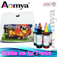 China Supplier,T-shirt printing ink for epson R230 printer