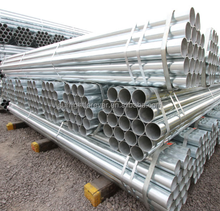 Building materials 8 inch high pressure oil pipe, Galvanized steel pipe for high quality greenhouse