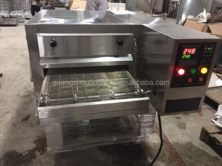 Restaurant Commercial Gas Conveyor Pizza Oven in Baking Equipment