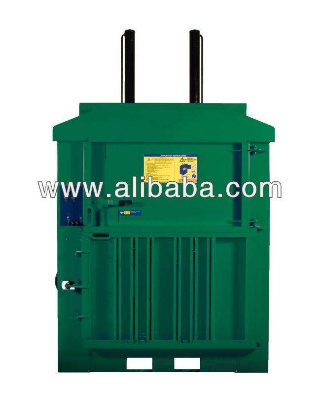 Waste Press BTS-MF250 - Waste Baler, paper recycling, plastic recycling