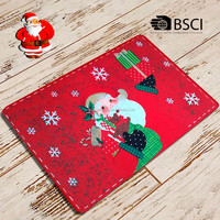 New Christmas ornament and Decoration Gift Ideas Christmas Tree Floor Mats