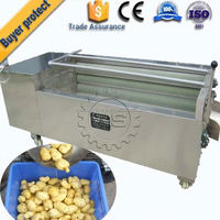 good quality fruit brush cleaning machine supplier