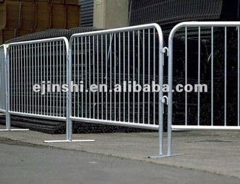 portable road barrier