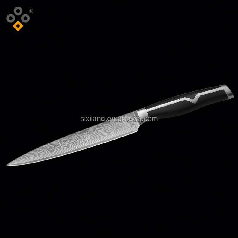 the <strong>best</strong> and cheapest wood grain handle fancy damascus chef knife