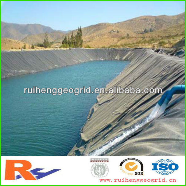 Waterproof Geomembrane HDPE Pond Liner