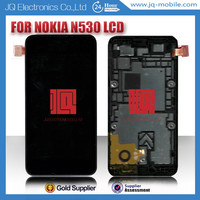 China factory mobile phone lcd with digitizer assembly for Nokia N530