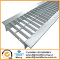 Hot galvanized steel welded bar grating cover board for floor drain channel