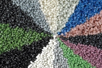 Virgin or polypropylene recycling granules for injection molding