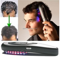 Mini laser hair growth comb to best help treatmnet your hair loss regrowth for people