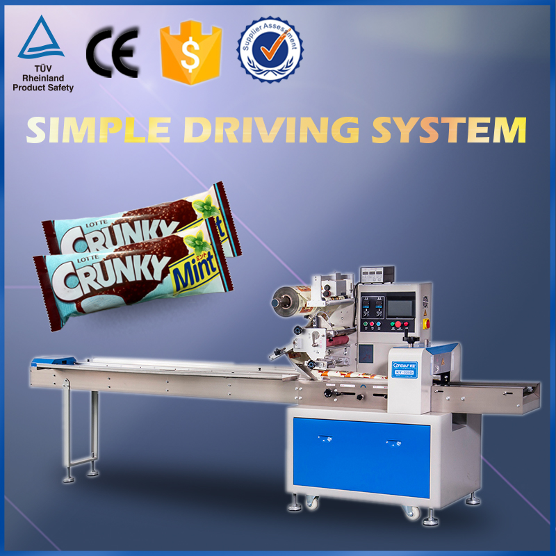 Durable 304 Stainless Steel Automatic Food Packaging Machine