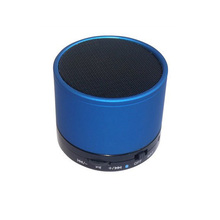 S10 mini portable Bluetooth Chinese manufacture Bluetooth speaker with FM radio TF card slot hands free call line in speaker