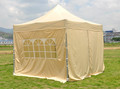 aluminum outdoor heavy duty gazebo easy up trade show gazebo tents 3x6m