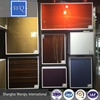 Kitchen Cabinet Type Fibreboard High Gloss Paint Spray UV MDF