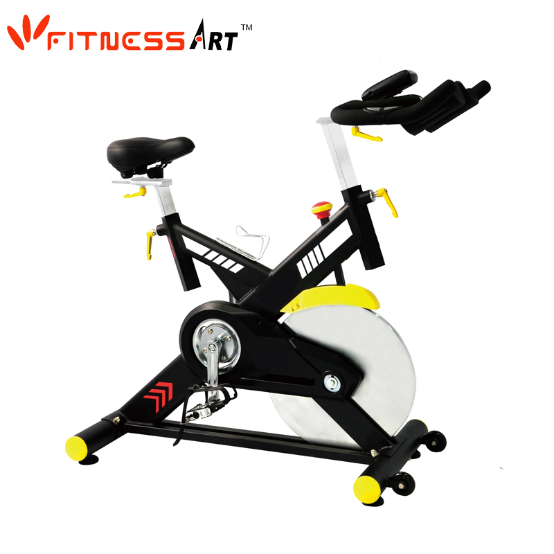 2017 NEW Design Semi-professional spinning bike body bike with fashion look
