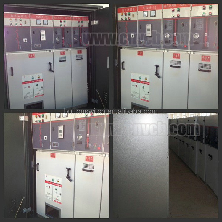 SW11 XGN2 high voltage electrical control system box type PLC control cabinet